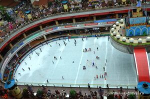Lotte World в Сеуле