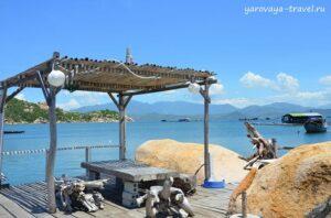 Морепродукты во Вьетнаме.