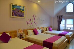 отель в Далате