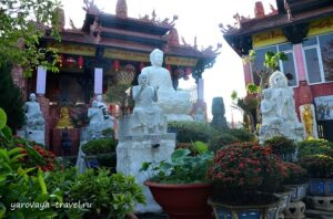храм тысячи лиц нячанг