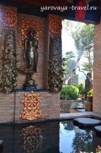пагода тысячи лиц нячанг
