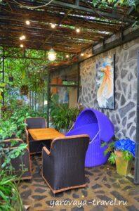 Отель Zen Cafe Lakeside