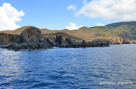 Морские пейзажи на Южных островах прекрасны!
