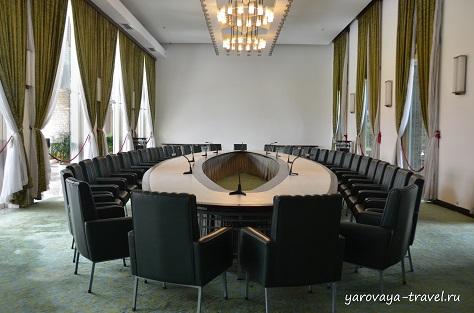 Кабинет министров.